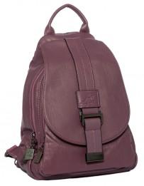 Сумка-рюкзак женская из экокожи